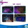 LED Video Decoration Curtain for Wedding Stage Effect (HL - 052)