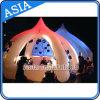 Tenda gonfiabile della cupola di uso esterno durevole
