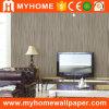 Papier peint Wallcovering d'abrégé sur modèle simple pour la décoration à la maison