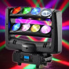Diodo emissor de luz RGBW 4in1 Moving Head Lighting