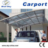 AluminiumCar Port mit Polycarbonate Sheet (B800)
