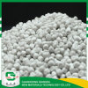 80 % High content Whitedegree CaCO3 Filler Masterbatch pour pp/PE