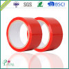 Nastro adesivo rosso dell'imballaggio di colore BOPP con adesione di merce (P040)