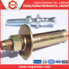 강철 Wedge Anchor /Expansion Anchor 또는 Galvanized Anchor Bolts