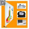 présentoir de bannière de contexte de tissu de tension d'aluminium de 8FT pour l'exposition