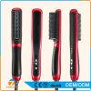 自動電気LCD熱い販売法の蒸気のヘア・ブラシの陶磁器の櫛の毛のストレートナ