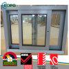 Australisches Standardschiebendes Aluminiumfenster mit Bildschirm