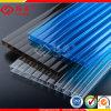 See-blaues Polycarbonat-Höhlung-Blatt