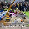 Подгоняйте модель ситуации крана масштабной модели машины (BM-0451)