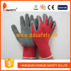 Перчатки Нейлоновые с Гофрированным Латексом (DNL113)