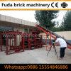 Machine van de Baksteen van de Betonmolen van de hydraulische Druk de Gekleurde met Ce- Certificaat