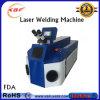 De Machine van het Lassen van de Laser van de Vlek van het Aluminium YAG voor Verkoop