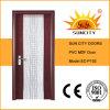 Porte populaire de PVC de la plus défunte conception (SC-P102)