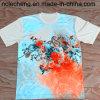 Le T-shirt des hommes d'impression de sublimation de la chaleur de qualité