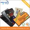 Étiquette du fabriquant polychrome de papier d'imprimerie de forme de main (AZ123019)