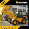 XCMGの積載量6トンのの真新しく小さい車輪のローダーLw600k