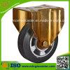 Op zwaar werk berekend Industrieel Rubber op de Bever van het Wiel van het Aluminium