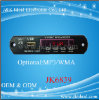 De FM MP3 Decoder Board van USB BR met LED Display