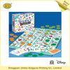 Impresión de papel Kraft Poker Tarjetas Rompecabezas Juegos para Niños (JHXY-BC0018)