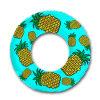Water Play Anel de natação inflável de abacaxi grande