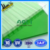 10mm Vigin Gemellare-Wall 100% Sabic Materials Green House Sheet