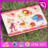 2015 nuovo Cartoon Wooden Puzzle Toy, Wood 3D Puzzle Game, Wooden Puzzle 3D Toy, Wood Puzzle Toy Game W14m084