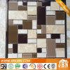 De nieuw Tegel en Glas Mosac van het Porselein van het Mengsel van het Ontwerp (M555007)