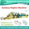 Fabricación femenina Semi-Serva automática completa de la máquina de la servilleta sanitaria de la máquina de las pistas de China