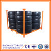 80 '' x 80 '' x 60 '' Stackable Storage Steel Tire Pallet Rack (2032 x 2032 x 1524 mm)