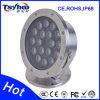 Veelkleurig Sunshine Roestvrij staal IP68 18W LED Pool Light LED Underwater Light