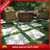 庭のための反紫外線景色の総合的な人工的な草