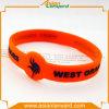 Ultimo Wristband del silicone di Diect della fabbrica di disegno