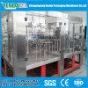 Máquina de enchimento Carbonated pequena líquida automática da bebida da máquina de empacotamento para a venda