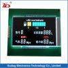 Visualización del LCD con la pantalla blanca del Va-LCD LCD del contraluz