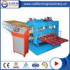 Cangzhou esmaltó el acero cubierto color de la alta calidad de la máquina del azulejo de la pared