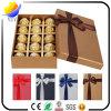 Embalaje de regalo caja del chocolate bolsa de papel Conjunto de chocolate