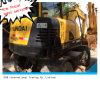 Excavatrice utilisée par R60W-7 de Hyundai dans l'excavatrice courante de roue