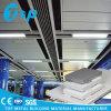 A estação do metro que telha o painel contínuo de alumínio durável com personaliza o projeto