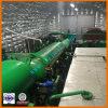 Überschüssiges Motoröl bereiten Pflanze durch niedrige Öl-Destillation auf