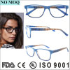 Frame dos vidros óticos do Eyeglass de Eyewear do acetato do frame ótico da alta qualidade