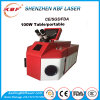 Schweißgerät Laser-80W für Schmucksachen mit der Luftkühlung