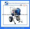 Potente motor de gasolina de gran caudal de pintura de equipo