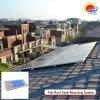 Tuiles de toit esthétiques de panneau solaire d'apparence étirant le système (NM0505)