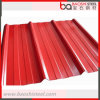 PPGI 색깔 지붕용 자재를 위한 입히는 물결 모양 기와