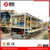 Filtre presse industrielle pour les déchets municipaux Déshydratation des boues