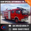 Горячая пожарная машина пены топливозаправщика воды сбывания