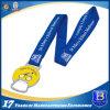 昇進のための締縄が付いているメダル