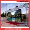Video chiaro di colore completo HD dello schermo di immagine che fa pubblicità allo schermo esterno di P8 LED