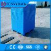 Pálete plástica do HDPE amigável de Environmant para o racking da pálete