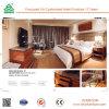 Französisches königliches hölzernes doppeltes Luxuxbett konzipiert Schlafzimmer-Möbel-Sets